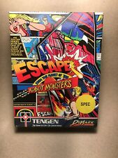 Escape from the planet of the robot monsters ZX Spectrum 48 128k computer Game