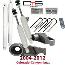 D H3 Keyways Colorado Canyon  Lowered Dropped Torsion bars