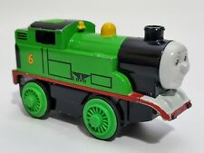 Battery Operated PERCY Forward & Reverse Diecast Engine Thomas Wooden Railway