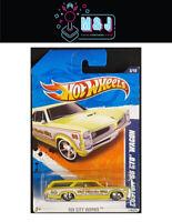 Hot Wheels Custom '66 GTO Wagon 119/214 3/10 Sealed  (Aussie Seller)