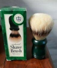 Van Der Hagen Enterprises Handmade Natural Shave Brush 100% Natural Boar Bristle