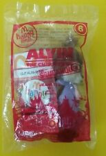 ALVIN and the CHIPMUNKS the SQUEAKQUEL - 2009 MCDONALD'S TOY - JEANETTE - NEW
