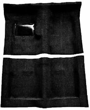 ACC *BLACK* 66-70 4-SPEED B-BODY MOLDED CARPET SET MOPAR Correct 80/20 Loop Rug