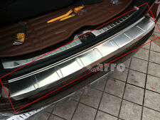 Stainless Steel Rear Door Bumper Cover Step Guard fit for VOLVO XC60 2014-2016