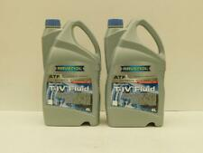7,66€/l Ravenol ATF T-IV Fluid 8 Ltr Automatikgetriebeöl für Toyota / Aisin AW