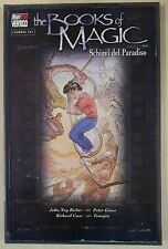 The books of Magic II/X 2/10 + Faerie q.COMPLETA RARA ed. Magic Press