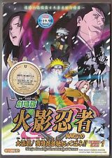 Naruto the Movie: Ninja Clash in the Land of Snow DVD Malaysian Import R0 EngSub