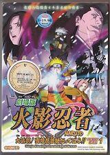 Naruto the Movie: Ninja Clash in the Land of Snow DVD Malaysian Import R0 EngSub