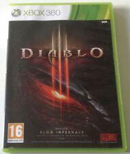 DIABLO III 3 GIOCO XBOX 360 ITALIANO BUONO SPED GRATIS SU + ACQUISTI