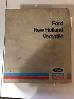 New Holland Versatile 2000-7000 Tractor Service Manual *123