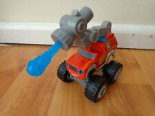 BLAZE AND THE MONSTER MACHINES DIECAST VEHICLE TOY CAR - FIRE FIGHTING BLAZE