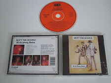 MOTT THE HOOPLE/ALL THE YOUNG DUDES(COLUMBIA 491691 2) CD ALBUM