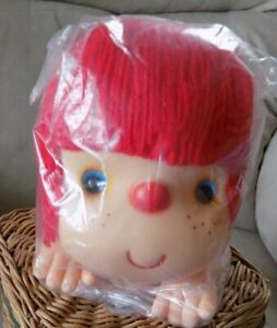 Mangelsen's Doll Craftin' Head W/Hands Angie Doll or Doll Body Crafting #16436