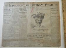 Sale! Authentic Black Americana Lynching Newspaper~ Not For The Faint Of Heart~