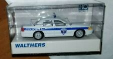 HO Walthers 933-1255 1998 Ford Crown Victoria AMTRAK POLICE NIB