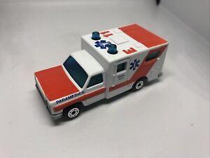 Vintage matchbox 1977 Ambulance