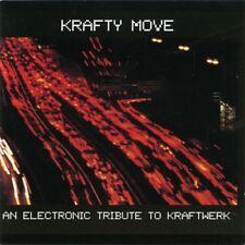 Krafty Move (An Electronic Tribute To Kraftwerk) 2CD APOPTYGMA BERZERK