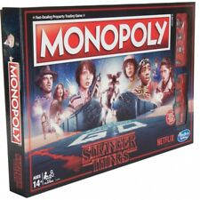 Hasbro HASC45501020 Stranger Things Monopoly Board Game