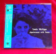 LOUIS PHILIPPE APPOINTMENT WITH VENUS JAPAN MINI LP CD POCE-1057