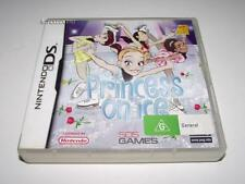 Princess on Ice Nintendo DS 2DS 3DS Game *Complete*