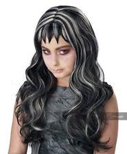 Californie Costumes Gothique Mèches Emo Perruque Fille Halloween Costume 70767