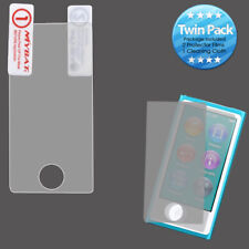 For Apple iPod nano (7th generation) Screen Protector Twin Pack