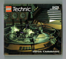 Lego Technic: Turbo Command/no 8428 - 2 DVD User Manual