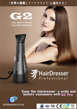 G2PRO Professional Digital PERM hair dryer