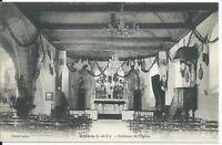 CPA -78 - ORPHIN - Interieur de L'Eglise