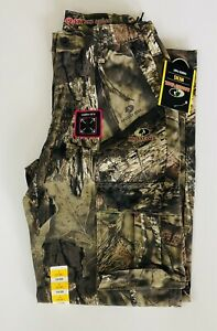 Mossy Oak New Break Up Country Hunting Cargo Pants Men's Small (28-30)