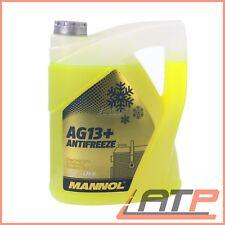 5 Liter Mannol Ag13 Kühlflüssigkeit Advanced Antifreeze -40°c