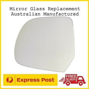 Nissan Almera N17 G11 2012-2018 Left Passengers Side Mirror Glass Replacement