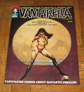 VAMPIRELLA # 1  **( SILVER FOIL )**  1969 / 2001  HARRIS PUBL.