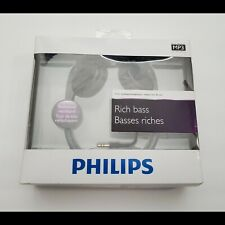 Phillips Neckband Headphones Model SHS5200 Reflective Neckband Rich Bass