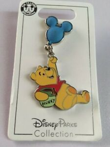 Winnie the Pooh with Mickey Balloon Pin 133073