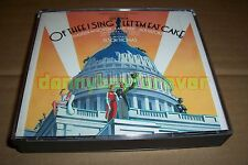George & Ira Gershwin 2 CD Of Thee I Sing Let 'Em Eat Cake Broadway Musical Cast