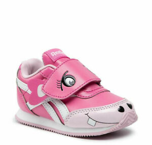 Reebok Girl's Shoes Training Running Fashion Style Royal Classic Jogger 2 H01352
