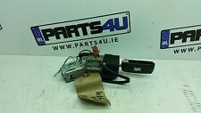 2006 PEUGEOT 407 1.8P IGNITION LOCK KEY AND SWITCH N0502073 9648445180