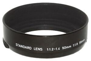 SMC Pentax 52mm Round Lens Hood for 50mm/f1.2, 50mm/f1.4, 55mm/f1.8 Lenses