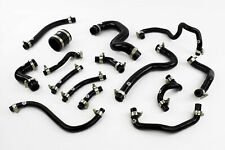Silicone Breather Vacuum Hoses fits Toyota Celica GT4 ST205 Stoney Racing Black