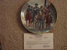 Kunstler Civil War-Lee and Staff