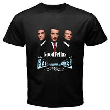 New Goodfellas *Three Wise Men Gangster Movie Men's Black T-Shirt Size S to 3Xl