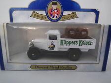 "Oxford Diecast Ford Bierttransporter ""Küppers Kölsch"", weiß, 1:43, TOP + OVP !"