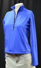 HIND 1/4 zip Pullover Light running jacket yoga coat stretch L/S Size M VTG NEW