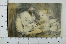 Ridge's Food For Infants Woolrich & Co Cute Girl Rattle Adorable Baby F65