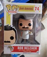 Funko pop bob belcher bob's burgers figura toy toys figure tv pelicula serie