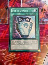 Yu-Gi-Oh Super Rare Pot Of Duality Limited Edition CT08-EN008 (NM/LP)