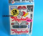 Parma Decal Sticker Sheet #10782 (3) Sheets Raybestos Ford Vintage RC