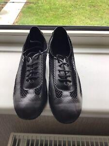 Ladies Dance Shoes Practice Line Jive UK Size 6