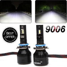 9006 HB4 LED Headlights Car Bulbs Lamp High or Low Beam HID Xenon 2000W 300000LM